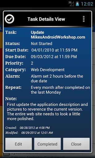 【免費生產應用App】ToDo List Task Manager -Pro-APP點子