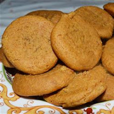 Chewy Gingersnaps