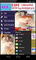 Screenshot of Free Photo Editor