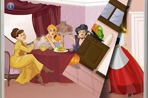 Screenshot of Cinderella StoryChimes FREE