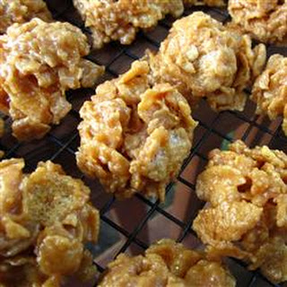 Peanut Butter Chews With Corn Flakes Recipes