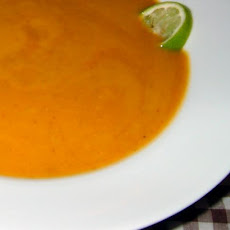 A Spiced Pumpkin Soup