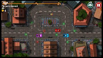 Screenshot of Bad Traffic