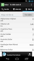 Screenshot of Bdict - Từ điển kinh tế