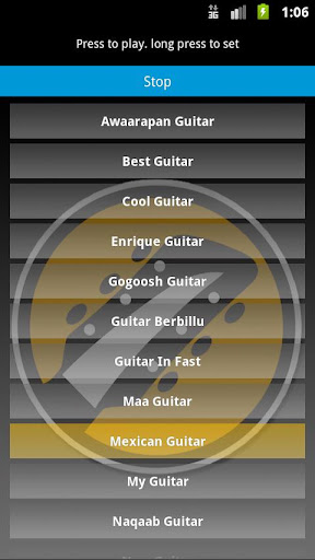 Best Guitar Ringtones