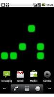 Screenshot of Binary Clock Live Wallpaper