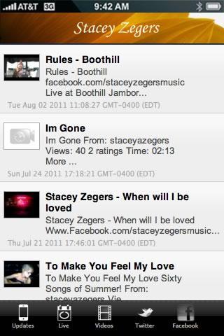 Stacey Zegers