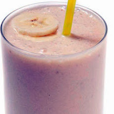 Low Fat Banana Shake