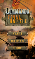 Screenshot of Commando: Final Battle