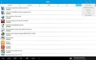 Screenshot of NSmarket Top APP download