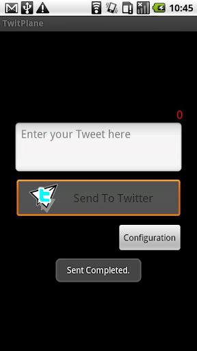 TwitPlane