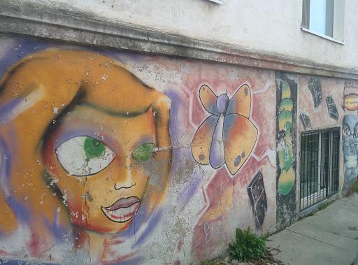 Граффити Домино
