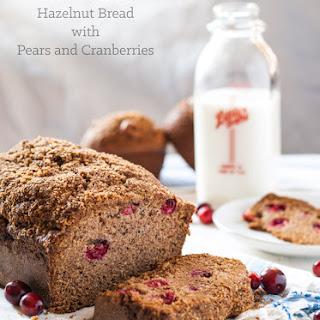 Pear Cranberry Bread Recipes