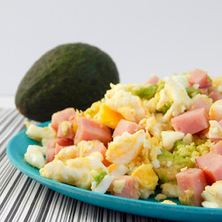 Green Eggs and Ham {Gluten Free}