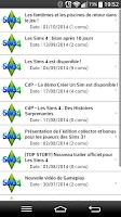 Screenshot of Generation Sims Guide