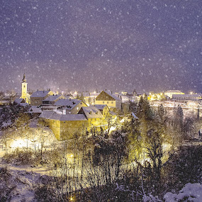 snow fairy tale by Vedran Bozicevic - Landscapes Weather (  )