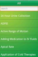 Screenshot of NurseTabs: Fundamentals