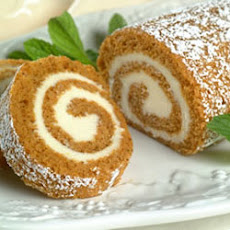 Libby's® Pumpkin Roll with Cream Cheese Filling