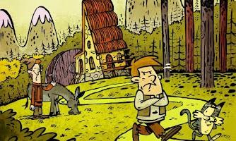 Screenshot of Il gatto con gli stivali