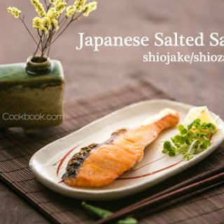 How To Prepare Salmon | Japanese Salted Salmon (Shiojake/Shiozake)