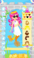 Screenshot of Mermaid Fashion Show Dress Up