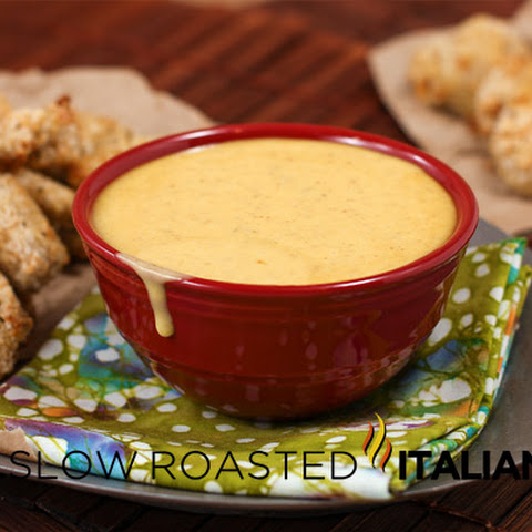 Copycat Wendy's Honey Mustard Dipping Sauce