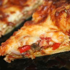 Pizza Puff Casserole