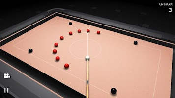 Screenshot of 3D Pool Madness