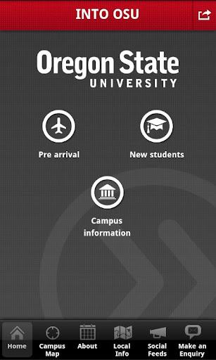 INTO OSU student app