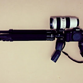 sniper gun photographer by Firman Musa'ad - Instagram & Mobile Android