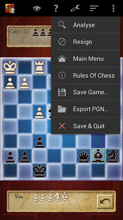 Chess Screenshot 7