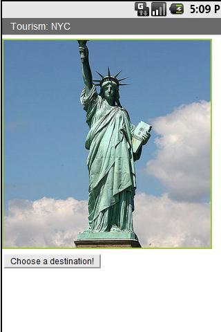 Tourism: NYC
