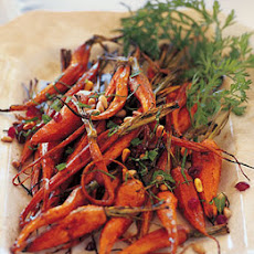 Caramelized Spiced Carrots