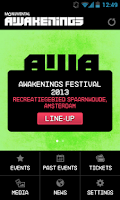 Screenshot of Awakenings