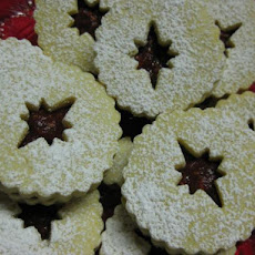 Raspberry Fig Linzer Cookies (Diabetic)