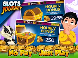 Screenshot of Slots Journey