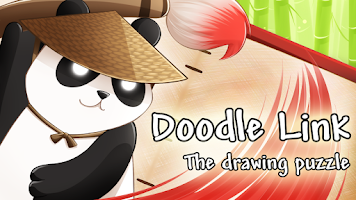 Screenshot of Doodle Link - Drawing Puzzle