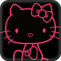 App Hello Kitty Launcher [+]HOME APK for Kindle