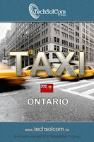 Screenshot of Taxi Ontario