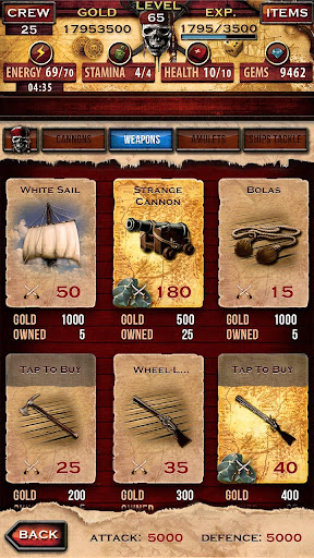 pirates-of-the-caribbean for android screenshot