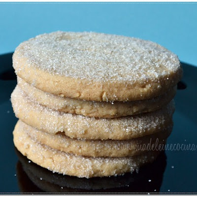 Peanut Sugar Cookies