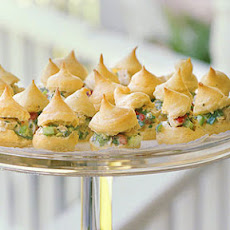 Chicken Salad Cream Puffs