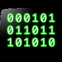 CRT Binary Clock Widget icon