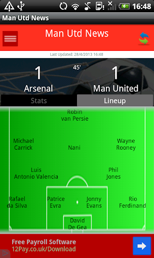 Manchester United News APK