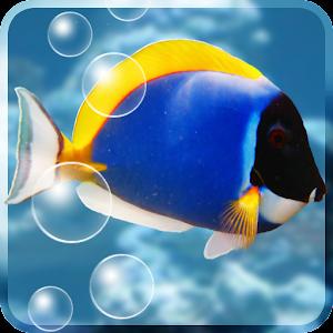 Cover art Aquarium Live Wallpaper