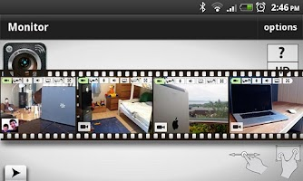 Screenshot of Video Monitor