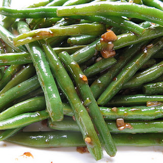 Chinese Garlic Green Beans Recipes
