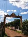 Temple gate