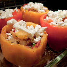 Stuffed Peppers (Quicker and Healthier)