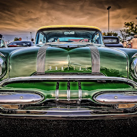 Pontiac by Ron Meyers - Transportation Automobiles